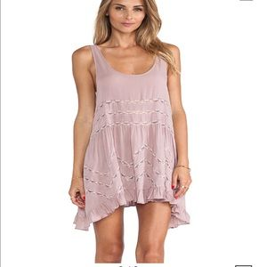 NWT Trapeze Slip In Misty Pink Combo small